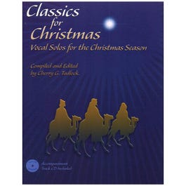 Image for Classics for Christmas (Book/CD) from SamAsh