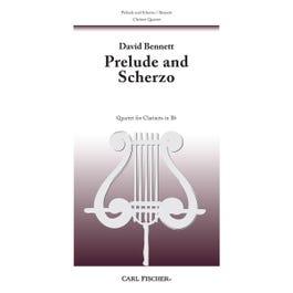 Carl Fischer Bennett-Prelude and Scherzo