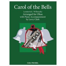 Carl Fischer Clark-Carol of the Bells-Oboe with Piano