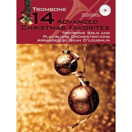 Carl Fischer 14 Advanced Christmas Favorites - Trombone