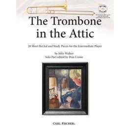 Carl Fischer The Trombone in the Attic-BCD