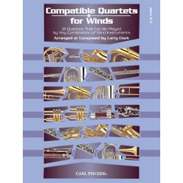Image for Compatible Quartets for Winds 21 Quartets-French Horn from SamAsh