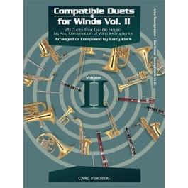 Carl Fischer Compatible Duets for Winds Volume II