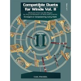Carl Fischer Compatible Duets for Winds Volume II - Horn
