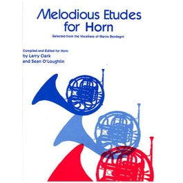 Image for Melodious Etudes for French Horn from SamAsh