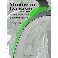 Image for Studies in Lyricism for French Horn from SamAsh