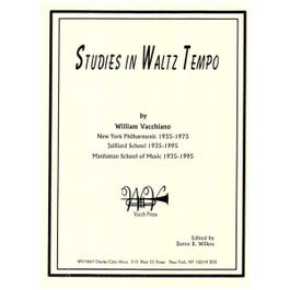 Image for Studies in Waltz Tempo for Trumpet from SamAsh