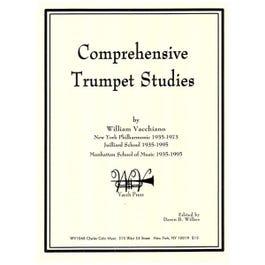 Image for Comprehensive Trumpet Studies from SamAsh