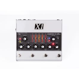 Image for X1 Tube Preamp Guitar Pedal from SamAsh