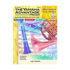 Image for Yamaha Advantage Primer for Trumpet (Book and CD) from SamAsh
