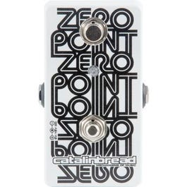 Image for Zero Point Flanger Guitar Effect Pedal from SamAsh