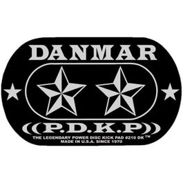 Image for 210DK Star Powerdisk Double Kick Pad from SamAsh