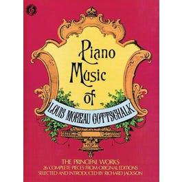 Alfred Piano Music of Louis Moreau Gottschalk