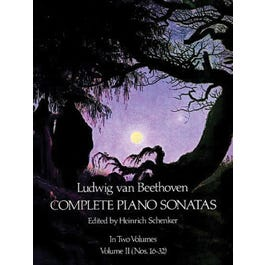 Image for Beethoven Complete Piano Sonatas Vol 2 from SamAsh
