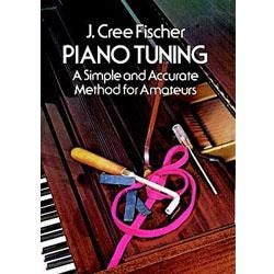 Image for Piano Tuning: A Simple and Accurate Method for Amateurs from SamAsh
