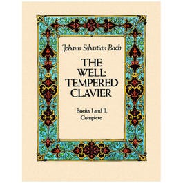 Image for JS Bach The Well-Tempered Clavier: Books I and II from SamAsh