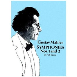 Image for Mahler Symphonies Nos 1 and 2 (Full Score) from SamAsh