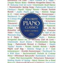 Dover Publications Favorite Piano Classics