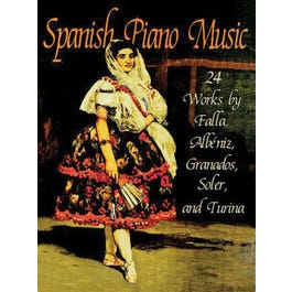 Alfred Spanish Piano Music: 24 Works by De Falla