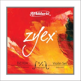 Image for Zyex 4/4 Violin String Set