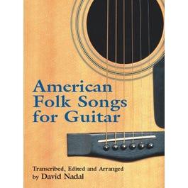 Alfred American Folk Songs for Guitar