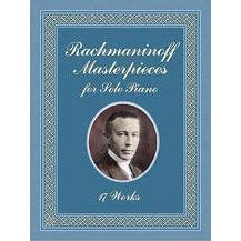 Alfred Rachmaninoff Masterpieces for Solo Piano (17 Works)
