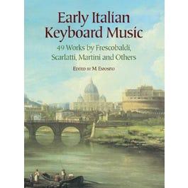 Alfred Early Italian Keyboard Music