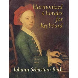 Alfred JS Bach Harmonized Chorales for Keyboard