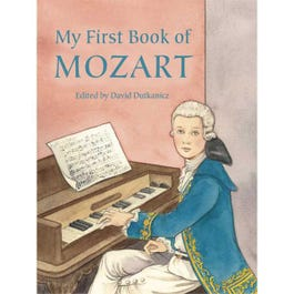 Image for My First Book of Mozart (Piano) from SamAsh