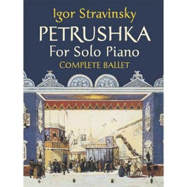 Image for Stravinsky Petrushka (Complete Ballet for Solo Piano) from SamAsh