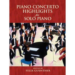 Image for Piano Concerto Highlights for Solo Piano from SamAsh