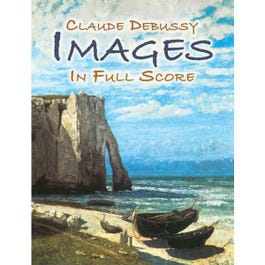 Image for Claude Debussy Images (Full Score) from SamAsh