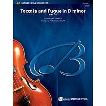 Alfred Toccata and Fugue in D Minor