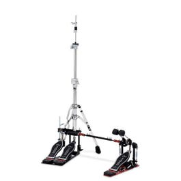 Image for 55202 Double Pedal Hi Hat Stand from SamAsh