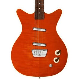 Image for '59 Divine Electric Guitar (Flame Maple) from SamAsh