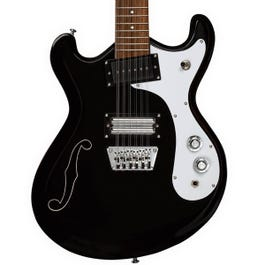 Image for '66 12-String Electric Guitar (Black) from SamAsh