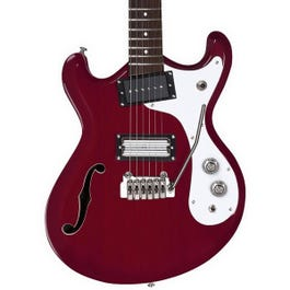 Image for 66BT Baritone Semi-Hollow Electric Guitar from SamAsh