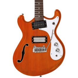 Image for 66T Semi-Hollow Body Electric Guitar from SamAsh