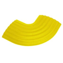 Defender Office 90° Curve/Elbow for 85160 Cable Crossover, Yellow