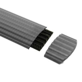 Defender Office End Ramp for 85160 Cable Crossover, Grey