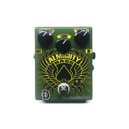 Image for Almighty Bass Fuzz Bass Effects Pedal from SamAsh