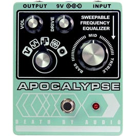 Image for Apocalypse Fuzz Effect Pedal from SamAsh