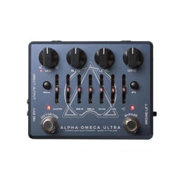 Image for Alpha Omega Ultra Bass Preamp Pedal from SamAsh