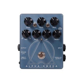 Image for Alpha Omega Bass Preamp Pedal from SamAsh