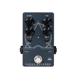 Image for Alpha Omicron Preamp/Overdrive Bass Effects Pedal from SamAsh