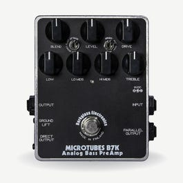 Image for Microtubes B7K Analog Bass Preamp Pedal from SamAsh