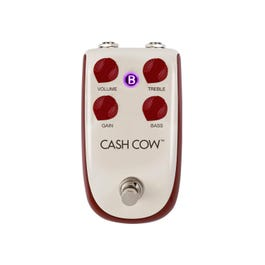 Image for BC-1 Cash Cow Overdrive Guitar Effects Pedal from SamAsh