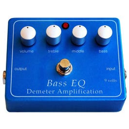 Image for BEQ-PB Bass EQ Preamp Pedal from SamAsh