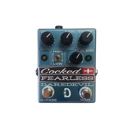 Image for Cocked and Fearless Distortion/Wah Effects Pedal from SamAsh