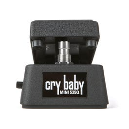 Image for 535Q Cry Baby Mini Multi-Wah Guitar Effects Pedal from SamAsh